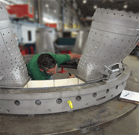 About Us - Industrial Gas Turbine Repair & Inspection 281